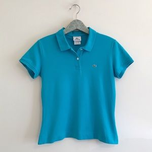 Lacoste | Turquoise Polo Shirt